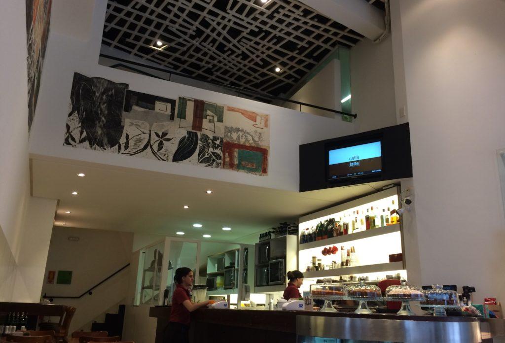 Caffè Latte Centro Histórico SP