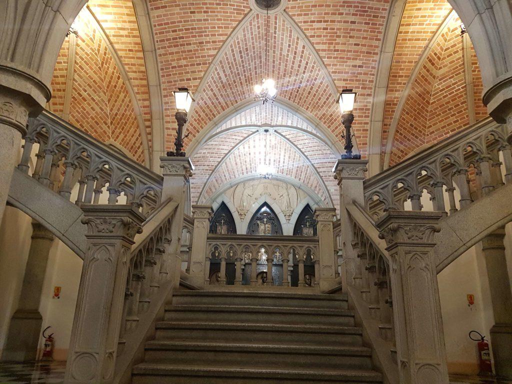 Catedral da Sé cripta Centro SP