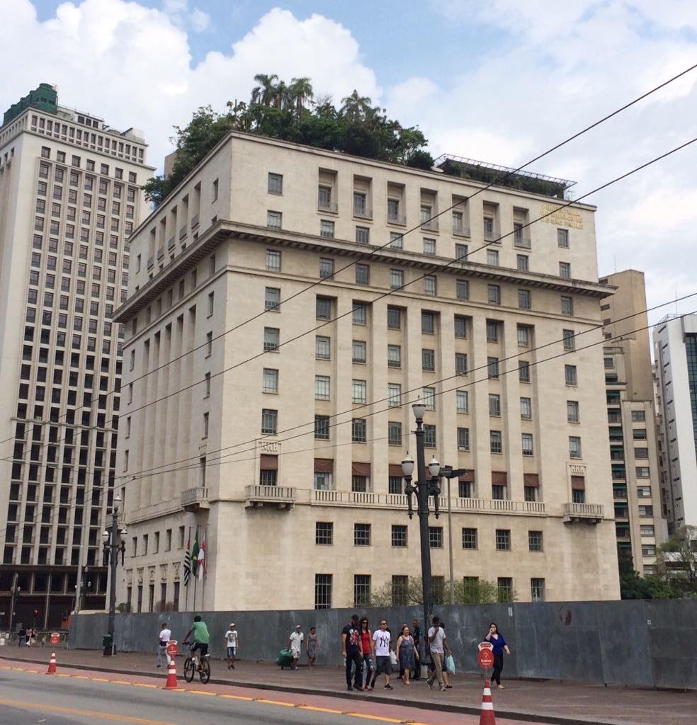 Edifício Matarazzo Centro SP