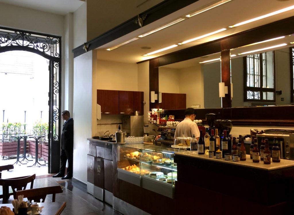 FlashBack Café CCBB Centro Histórico SP