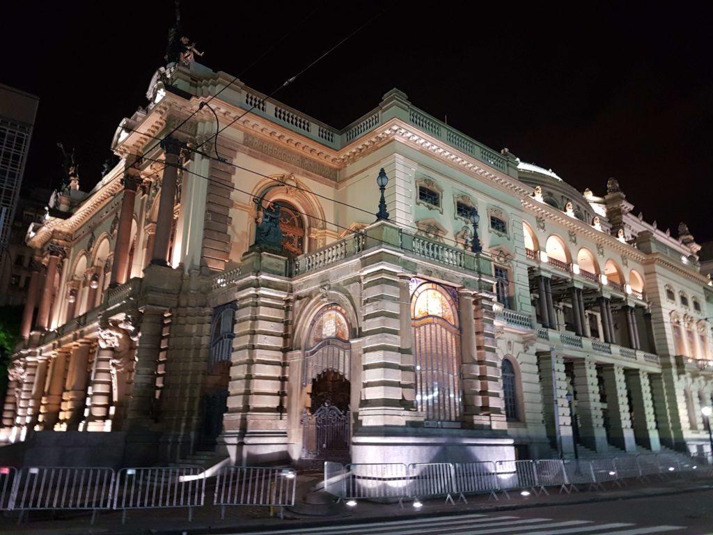 Theatro Municipal Centro SP