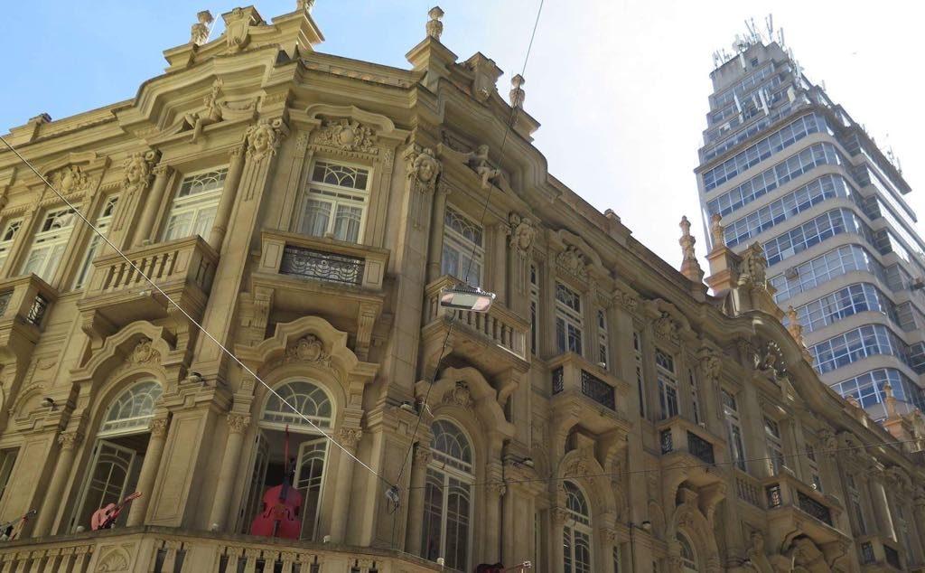 Palacete Tereza Toledo Lara Centro SP