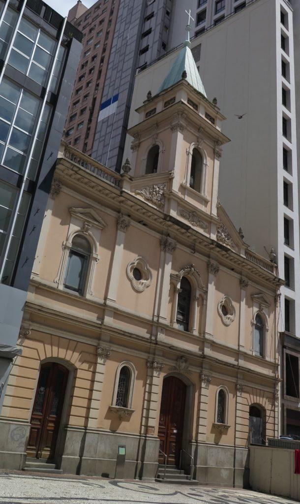Igreja Santo Antônio Centro SP