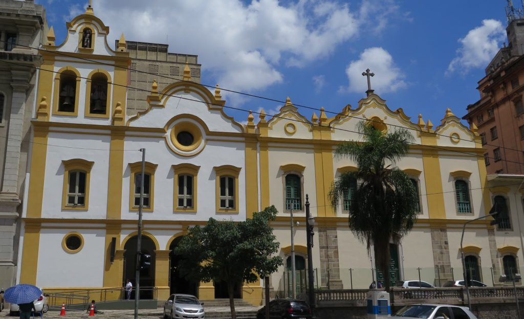 Convento São Francisco de Assis