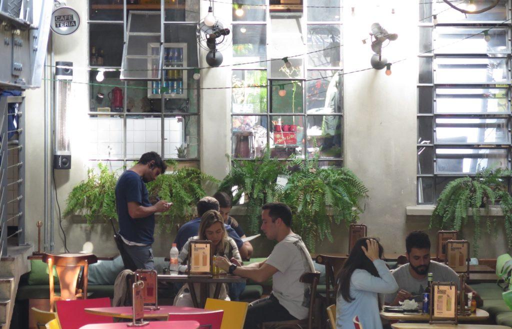 Cafeteria Red Bull Station Centro São Paulo