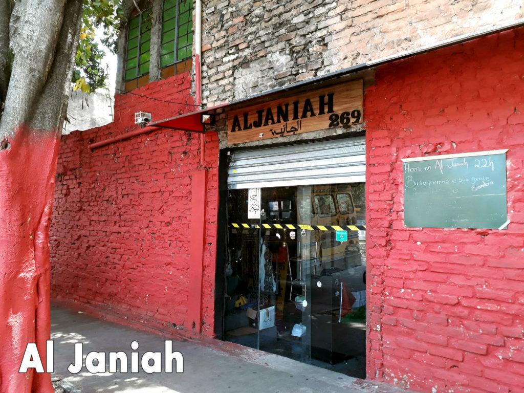 Al Janiah Centro São Paulo