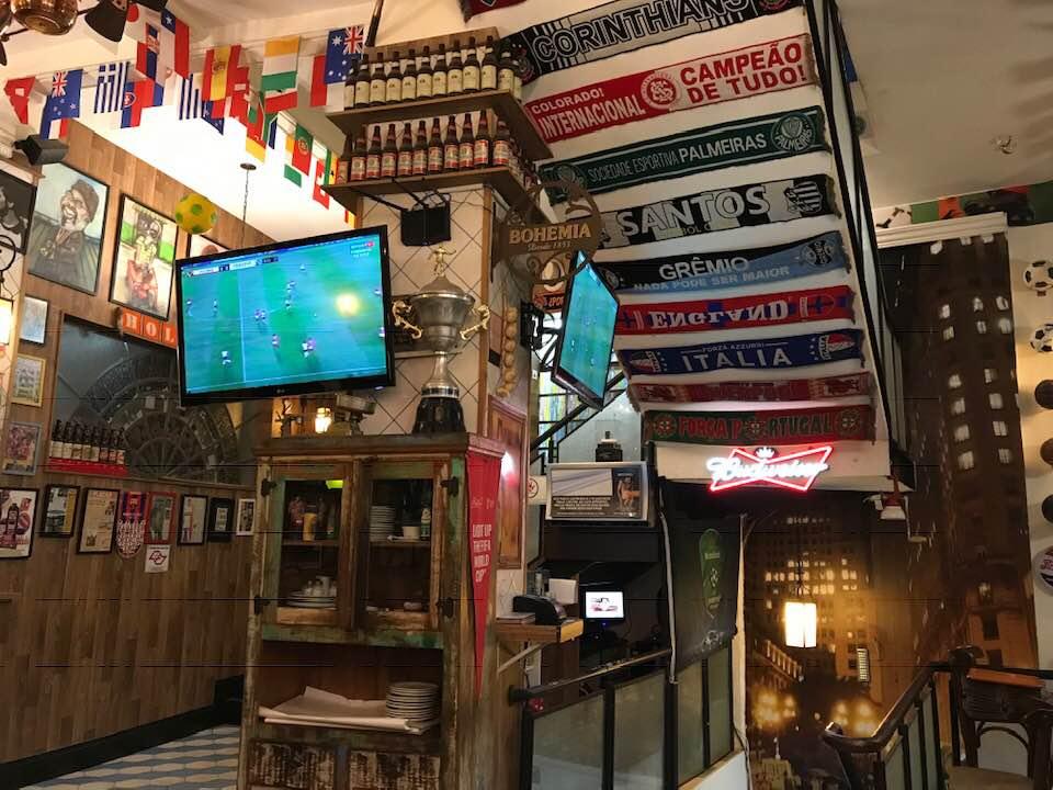 Bar Boteco Central Centro sp