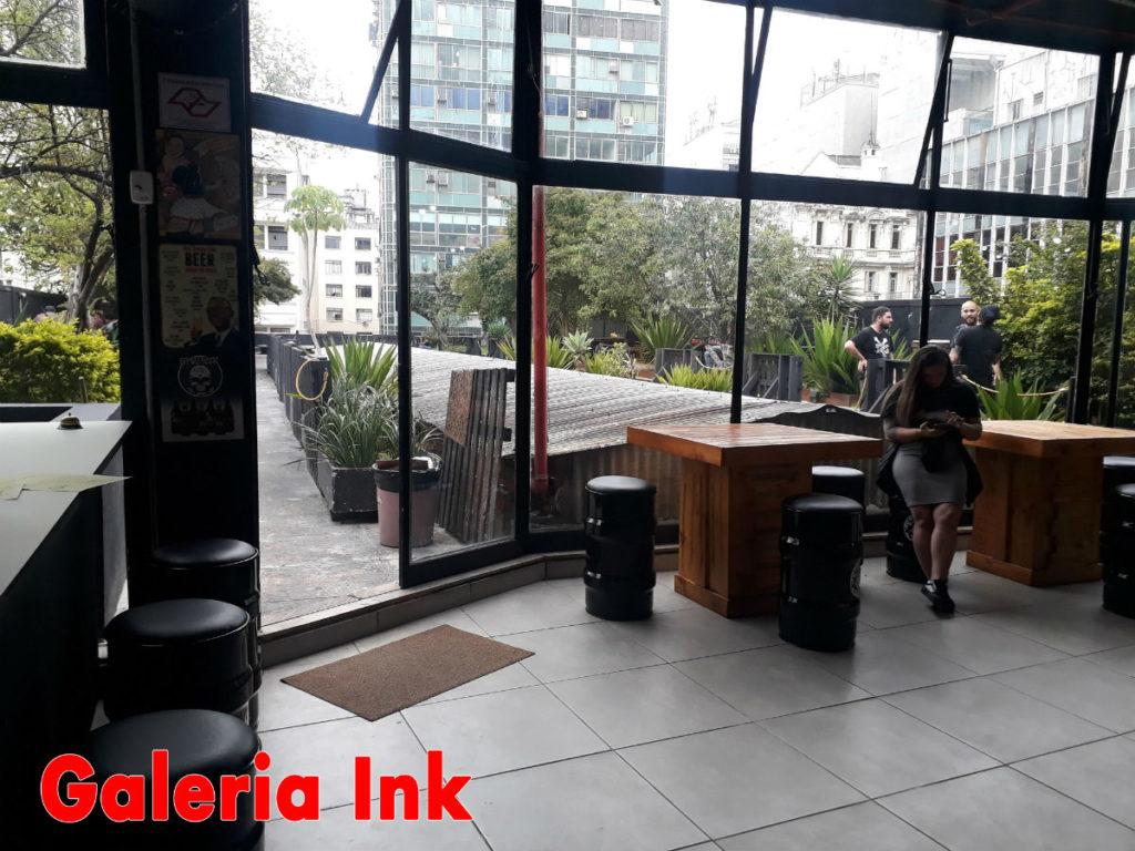 Galeria Ink Bar Centro São Paulo