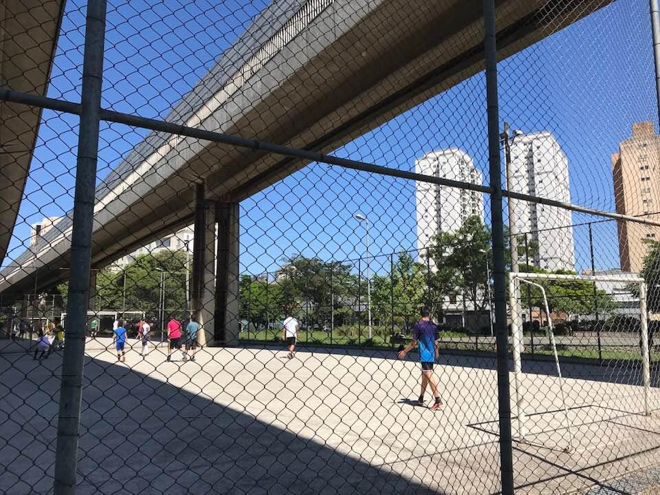 Parque Benemérito José Brás Centro SP