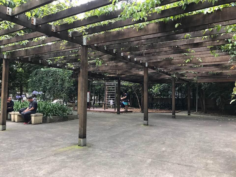 Parque Mario Covas Centro SP