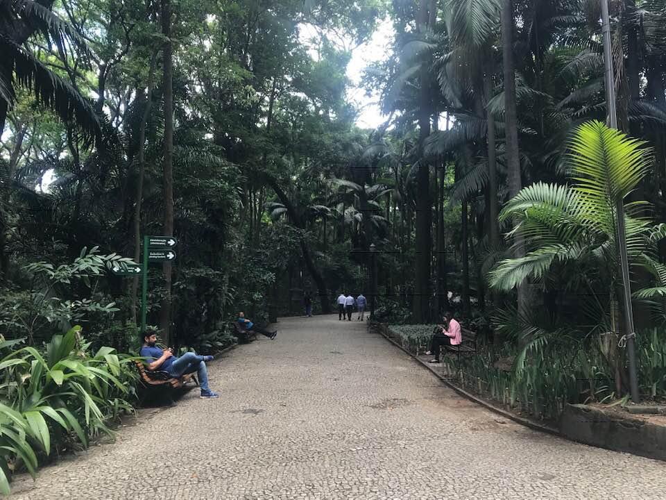 Parque Trianon Centro SP
