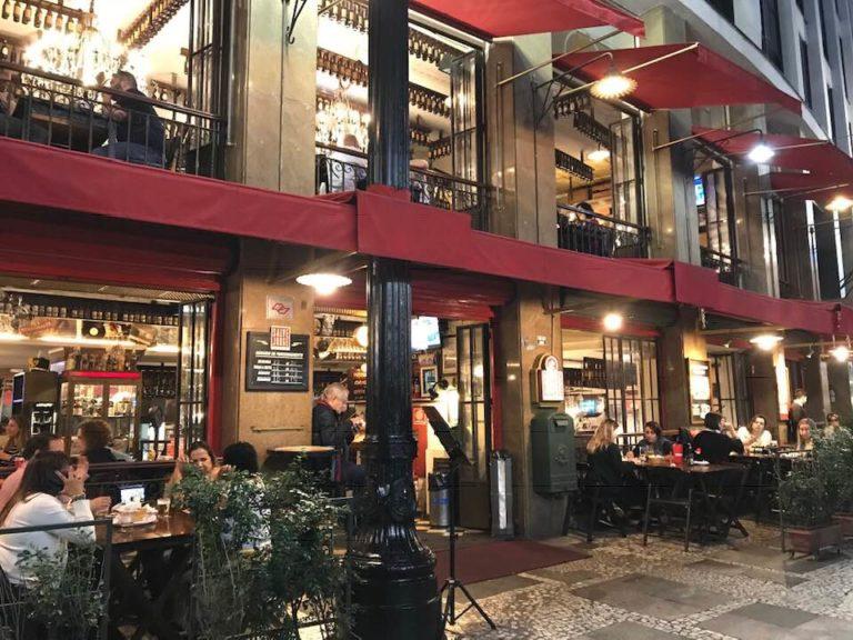 5 bares para happy hour no Centro de São Paulo
