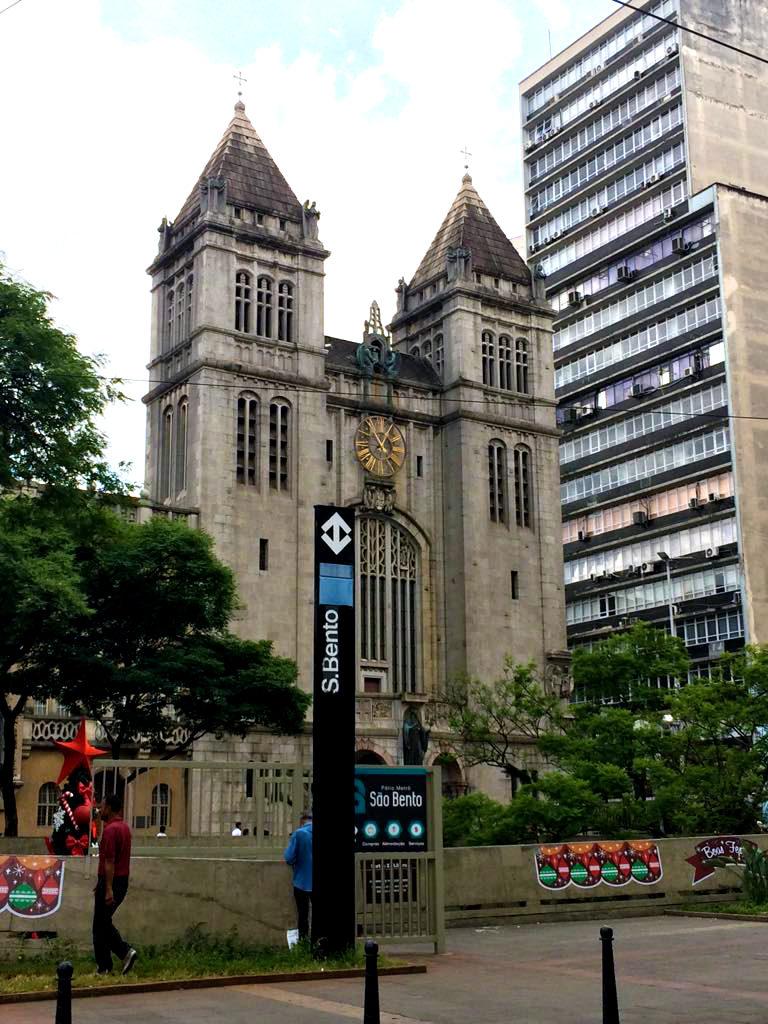 Igreja São Bento Centro SP