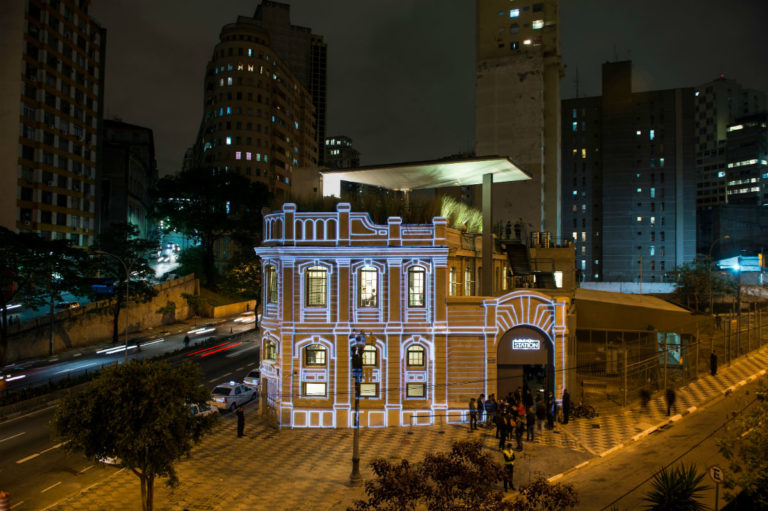Conheça o Red Bull Station, a subestação de energia que virou espaço cultural