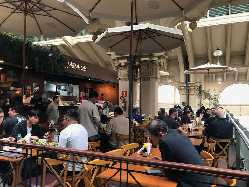 Os restaurantes têm opções variadas para todos os bolsos | Foto: Divulgação