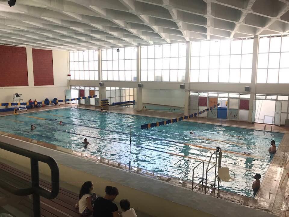As piscinas do Sesc Consolação são cobertas, aquecidas em 28ºC e acomodam 300 pessoas | Foto: Divulgação
