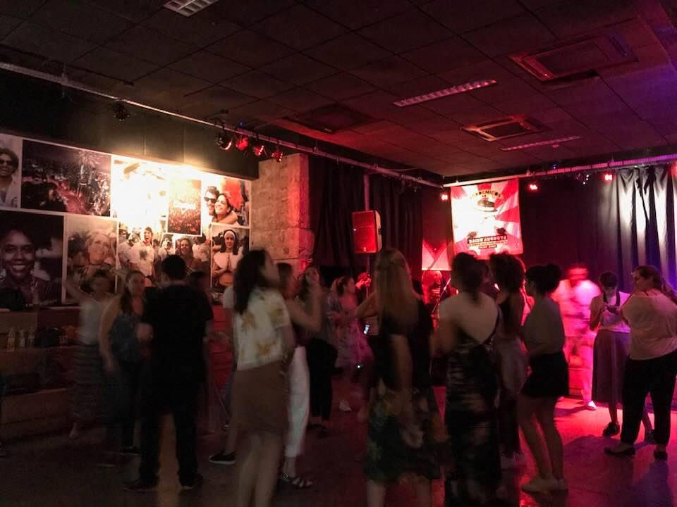 Casa do Baixo Augusta abriga bandas independentes de música brasileira de ritmos variados, de forró a samba | Foto: A Vida no Centro