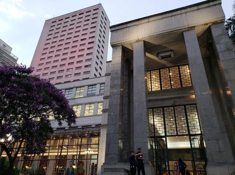 PILMAT foi convidada para desenvolver o projeto da Biblioteca Mário de Andrade | Foto: Divulgação