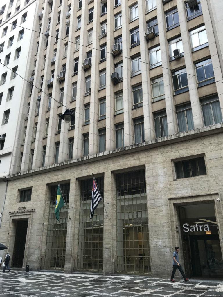 Edifício Canadá fica na Rua Quinze de Novembro | Foto: Divulgação