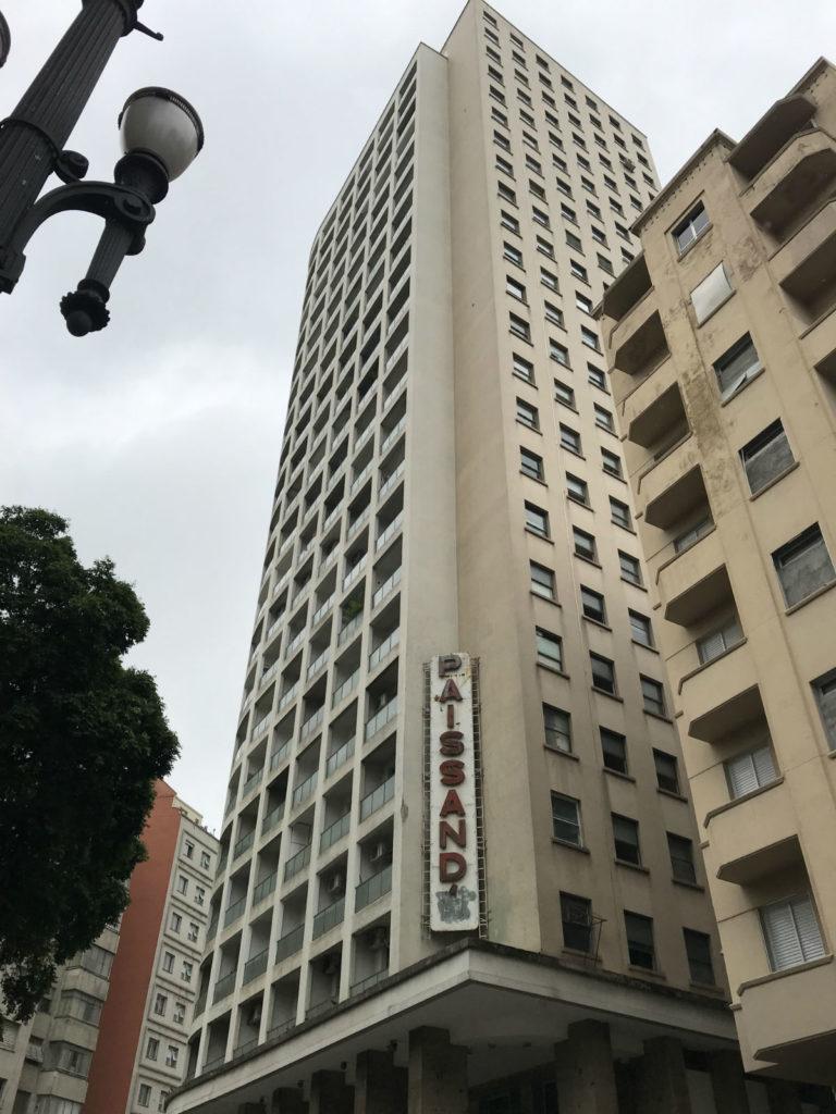 Edifício Paissandu | Foto: Reprodução