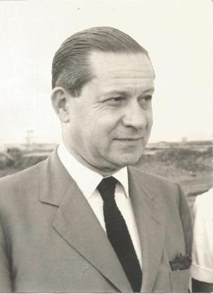 Arquiteto Jacques Pilon veio com a família para o Rio de Janeiro em 1910 e mudou-se para São Paulo em 1934 | Foto: Arquivo