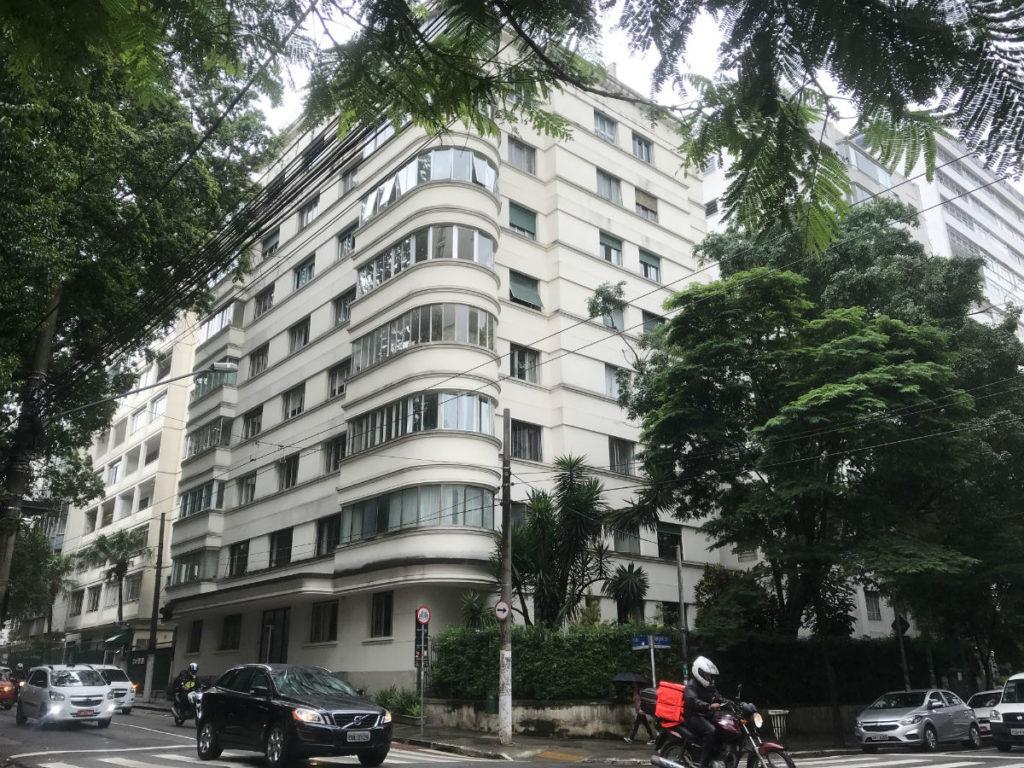 Edifício Santo André fez parte da modernização da região central de São Paulo | Foto: Divulgação