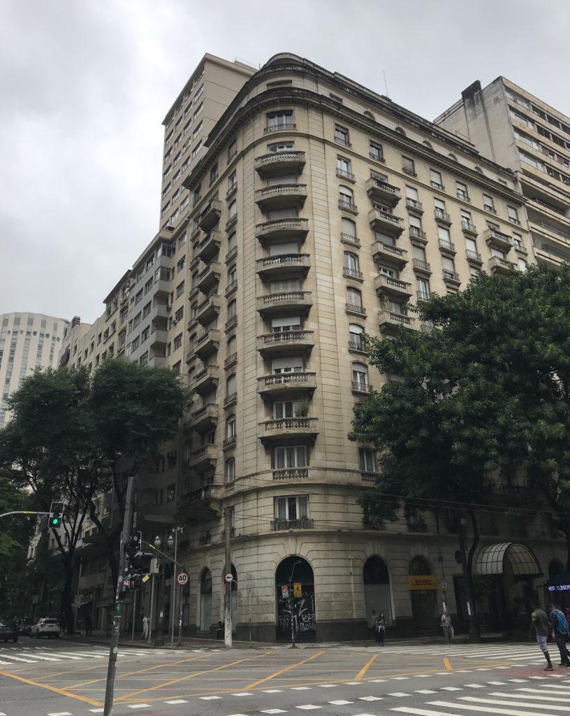 Edifício São Luiz é um dos importantes projetos de Pilon | Foto: Divulgação