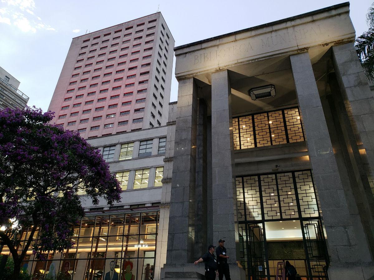 Biblioteca Mário de Andrade une cultura e história no Centro de São Paulo