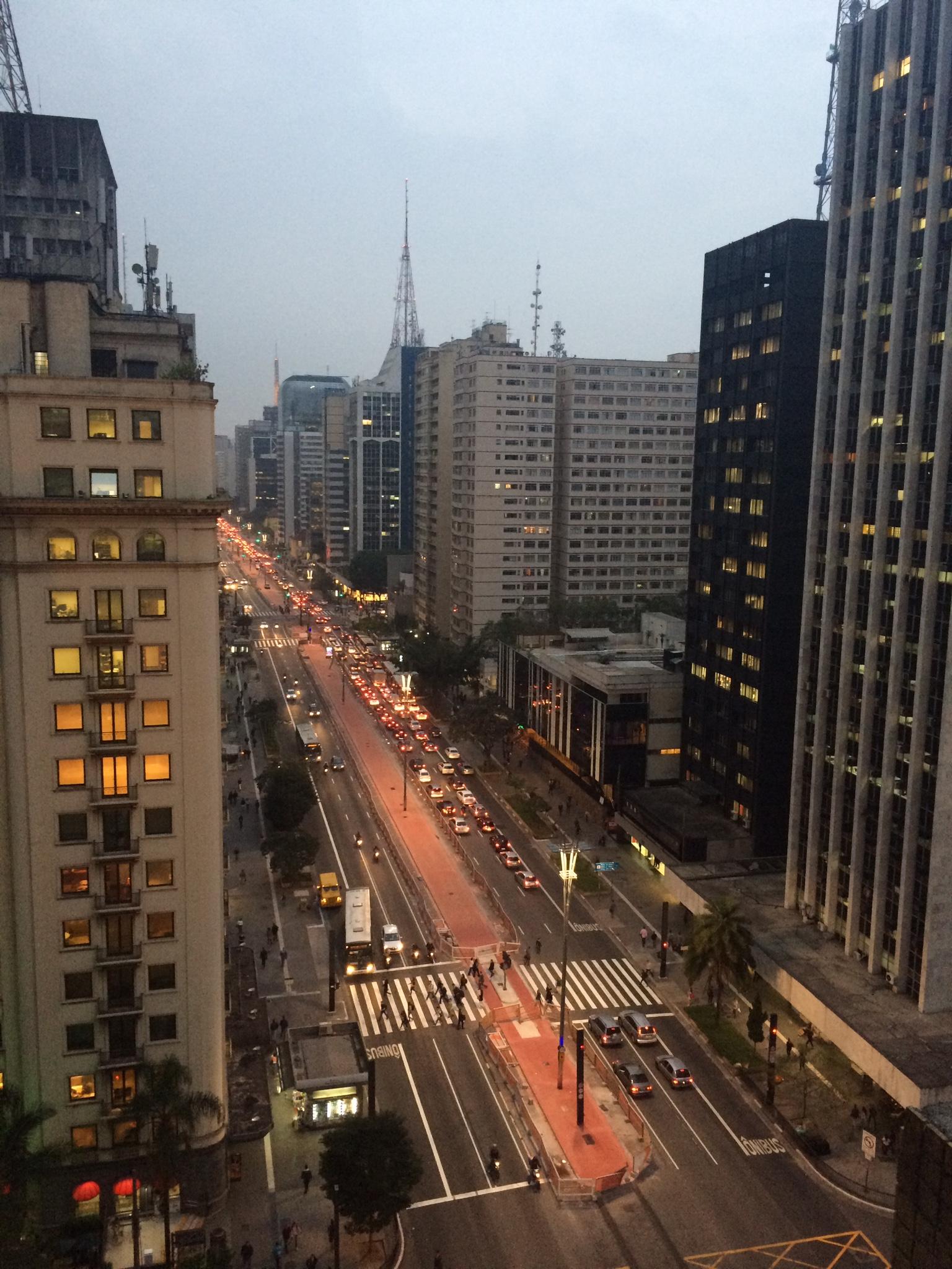 O centro de São Paulo e sua ascensão de investimento em imóveis
