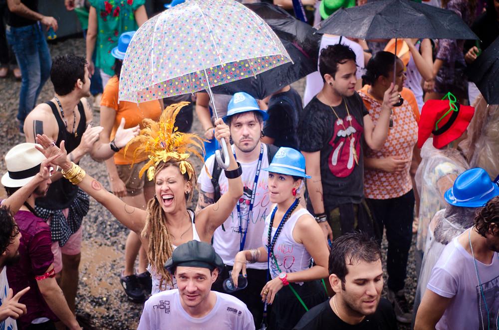 Guia do folião: dicas de alguns blocos de Carnaval do Centro de SP