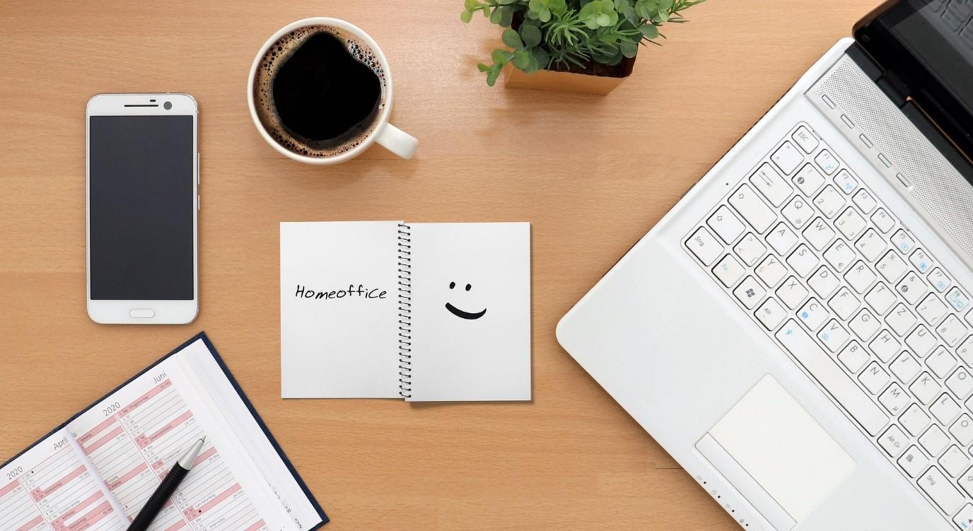 O guia do home office perfeito: dicas de organização para melhorar a produtividade