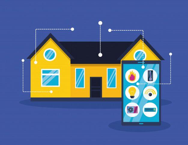 Smart Home, como deixar sua casa mais inteligente